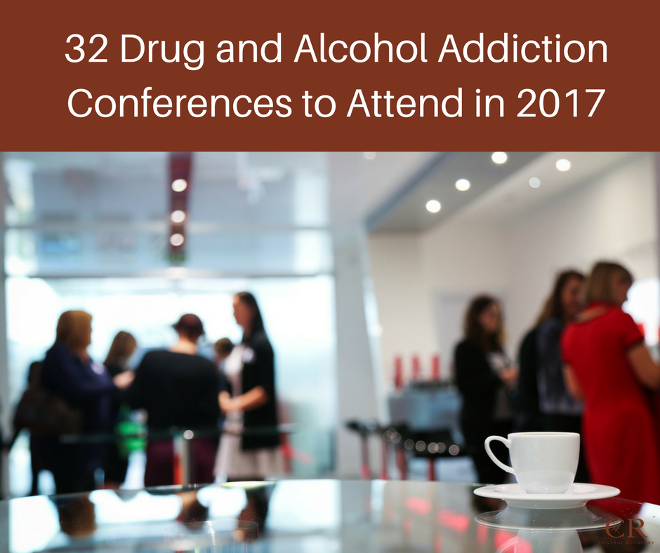 Drug and alcohol conferences in 2017